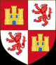 Arms of Isabella of Castile, Duchess of York
